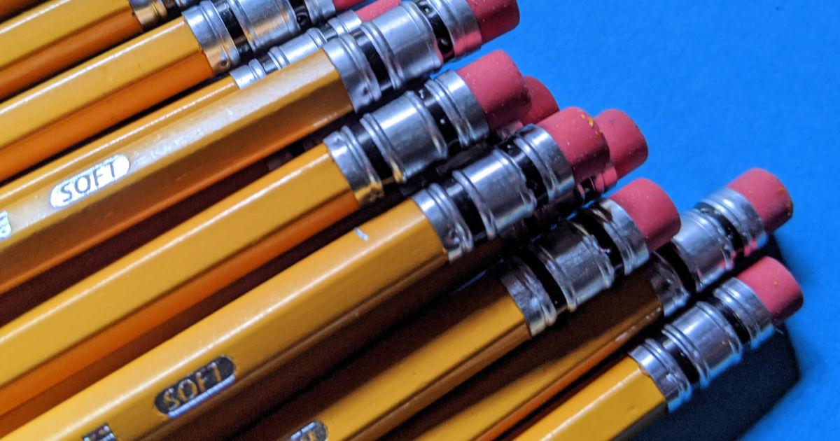 titanium pencils