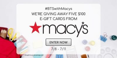 bts macys gift card giveaway