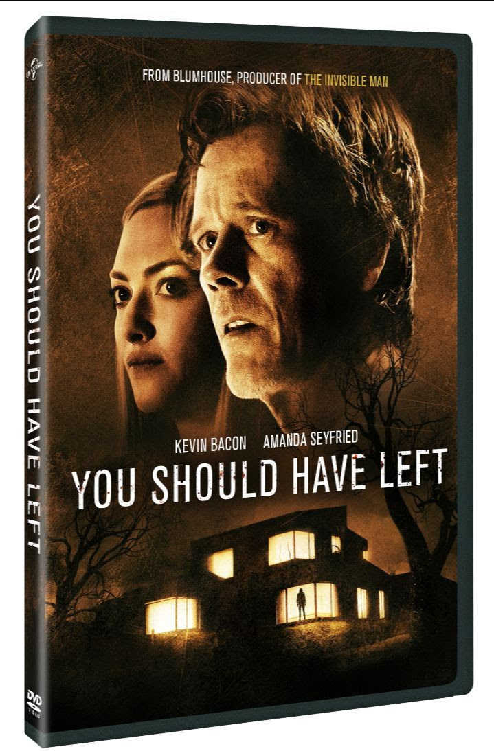 You Should Have Left starring Kevin Bacon & Amanda Seyfried