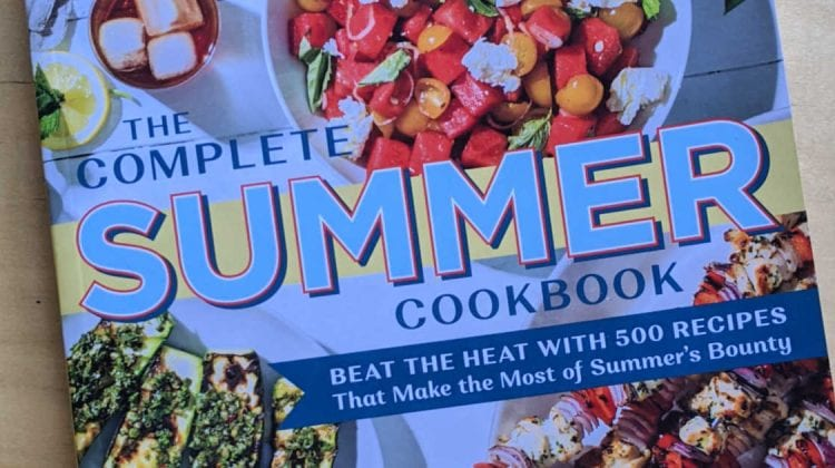 feature complete summer cookbook