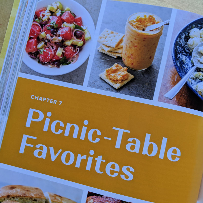 picnic table favorites