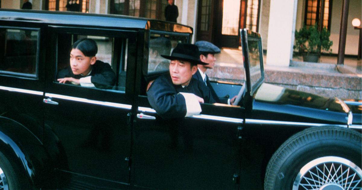 1930s luxury vehicle in china
