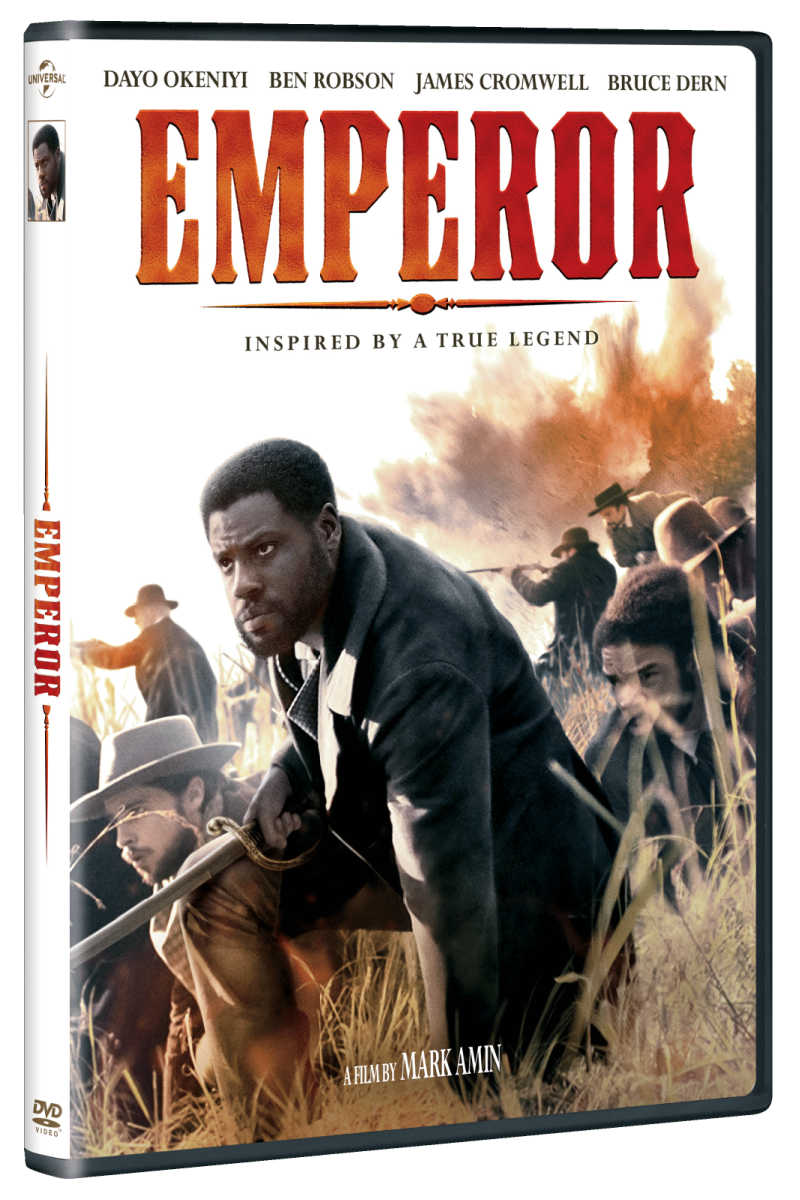 Emperor - A Movie Inspired by a True Legend