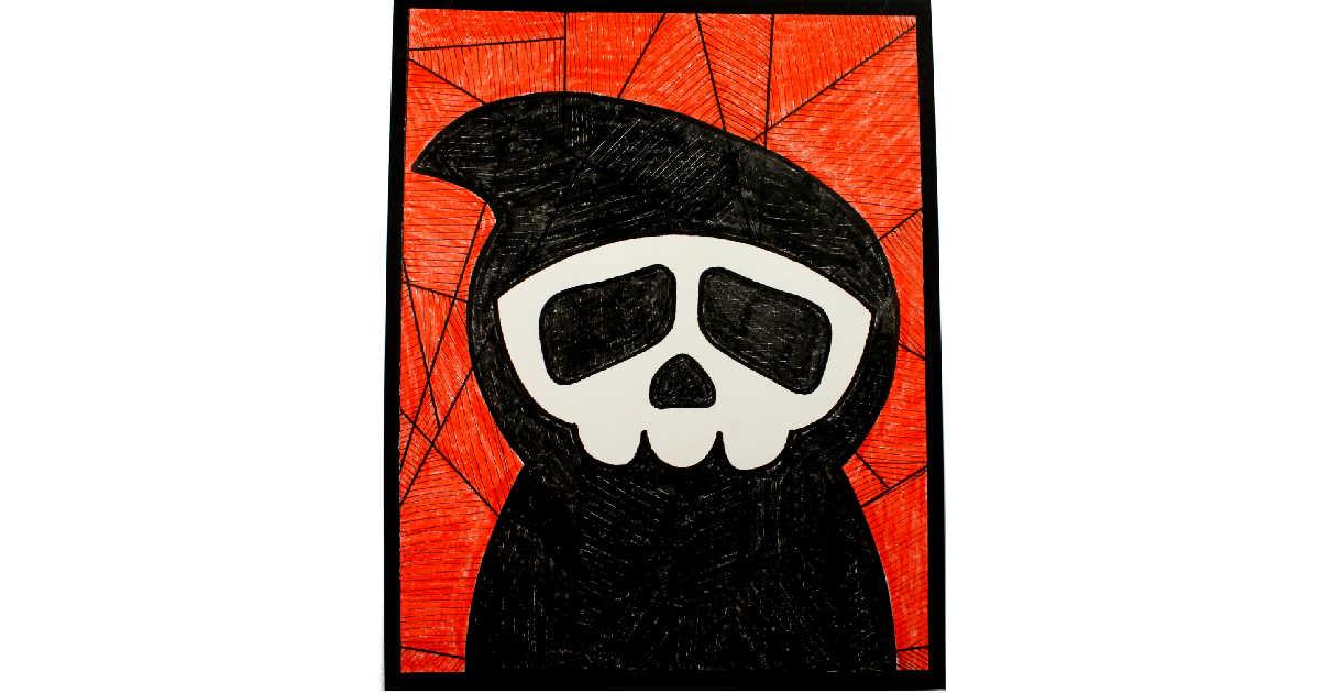 feature grim reaper craft