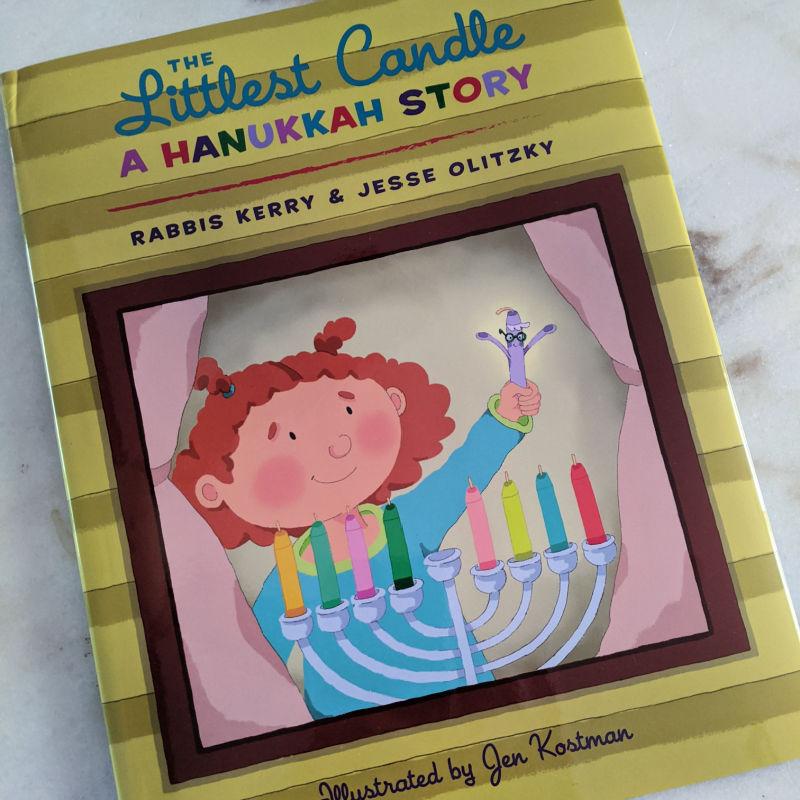 hanukkah story book