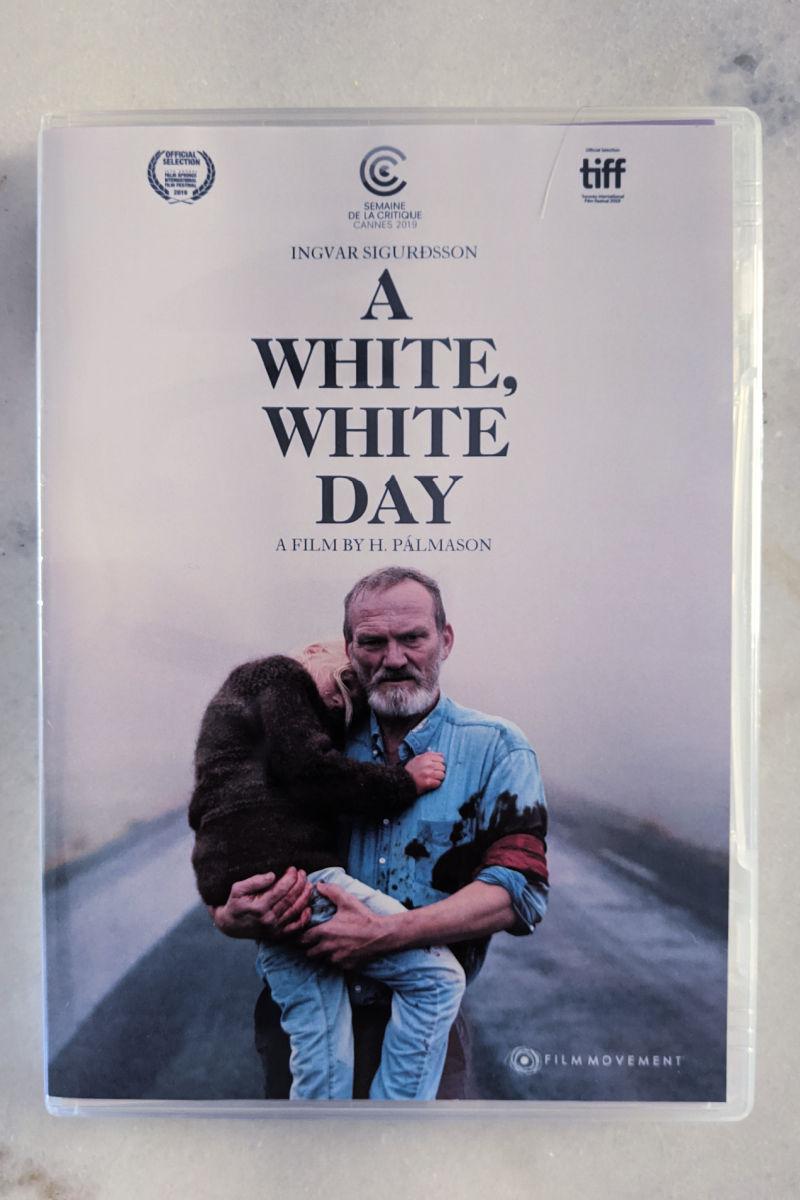 A White, White Day Icelandic Movie