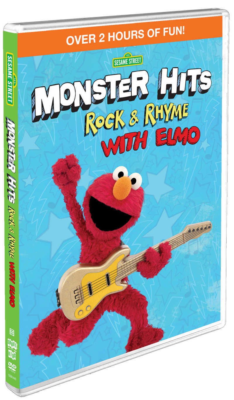 rock and rhyme with elmo