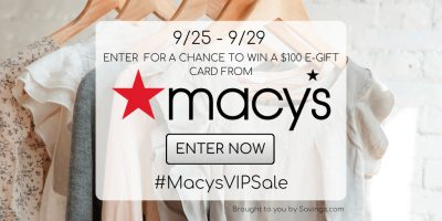 september macys gift card giveaway