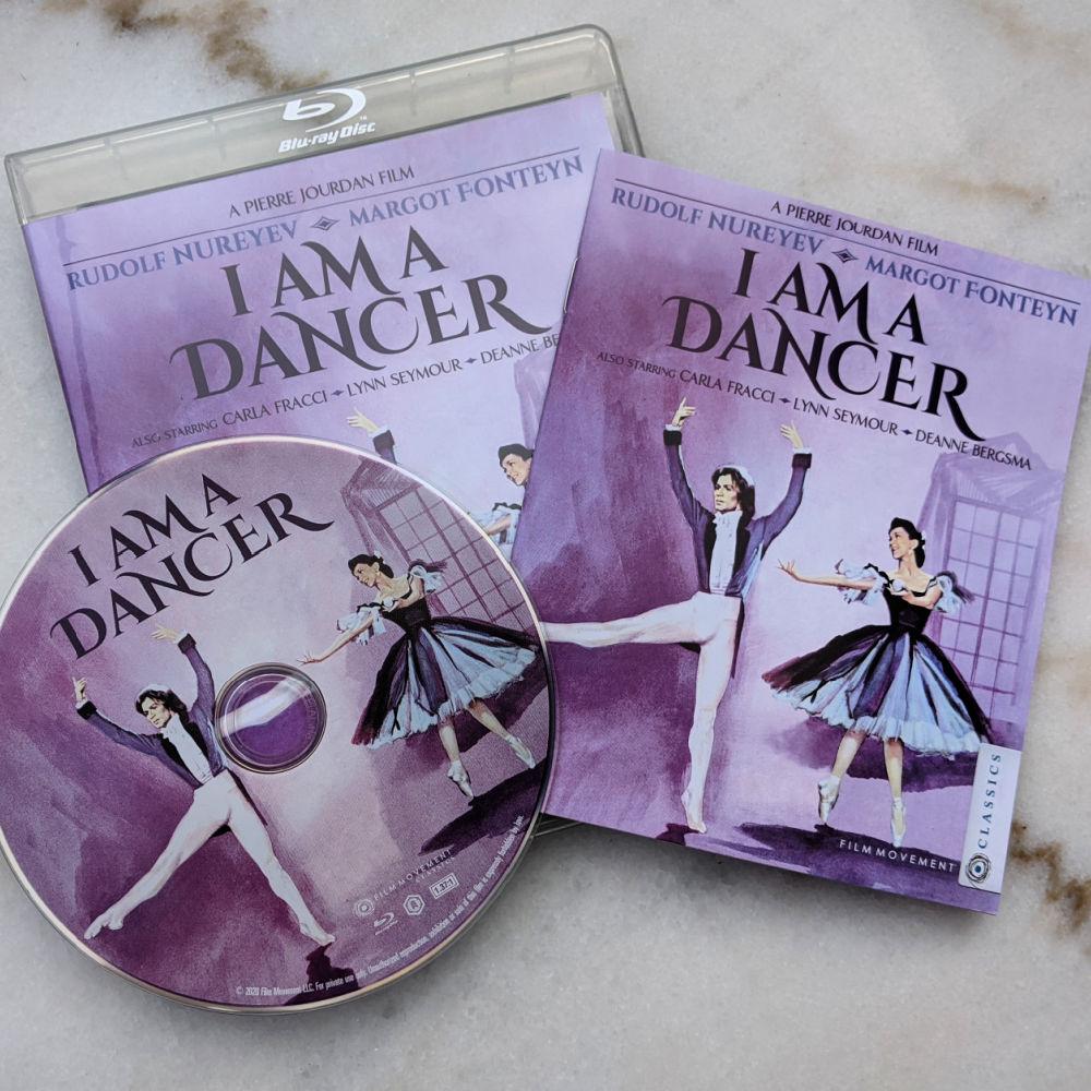 bluray i am a dancer movie