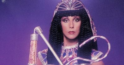 cher in costume
