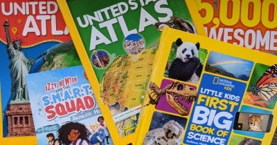 nat geo books