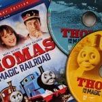 Thomas and The Magic Railroad Giveaway