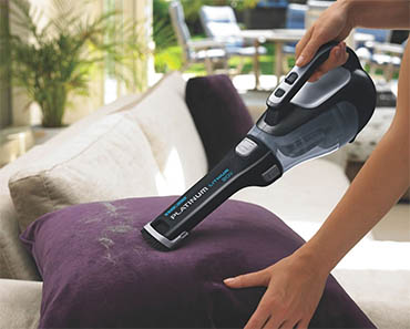 black and decker handheld vacuum