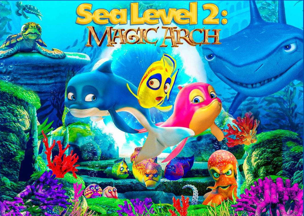 magic arch sea level 2