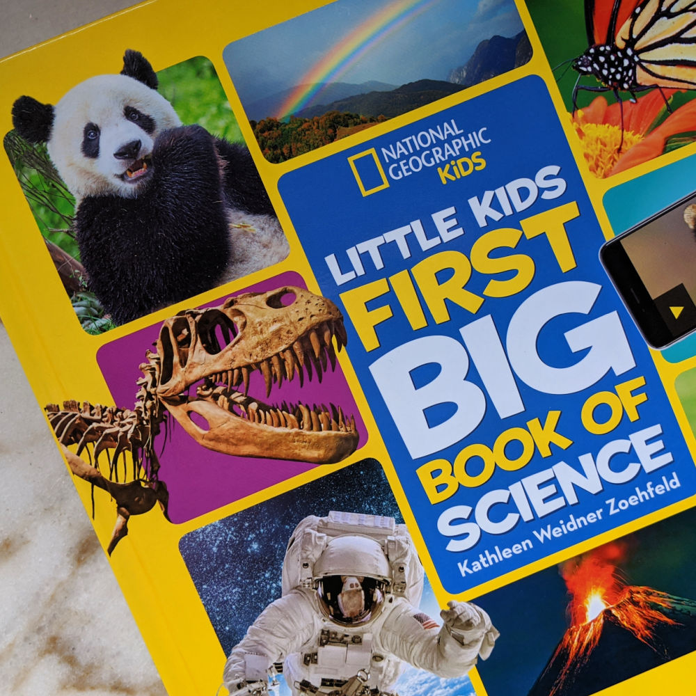 nat geo first big book of science