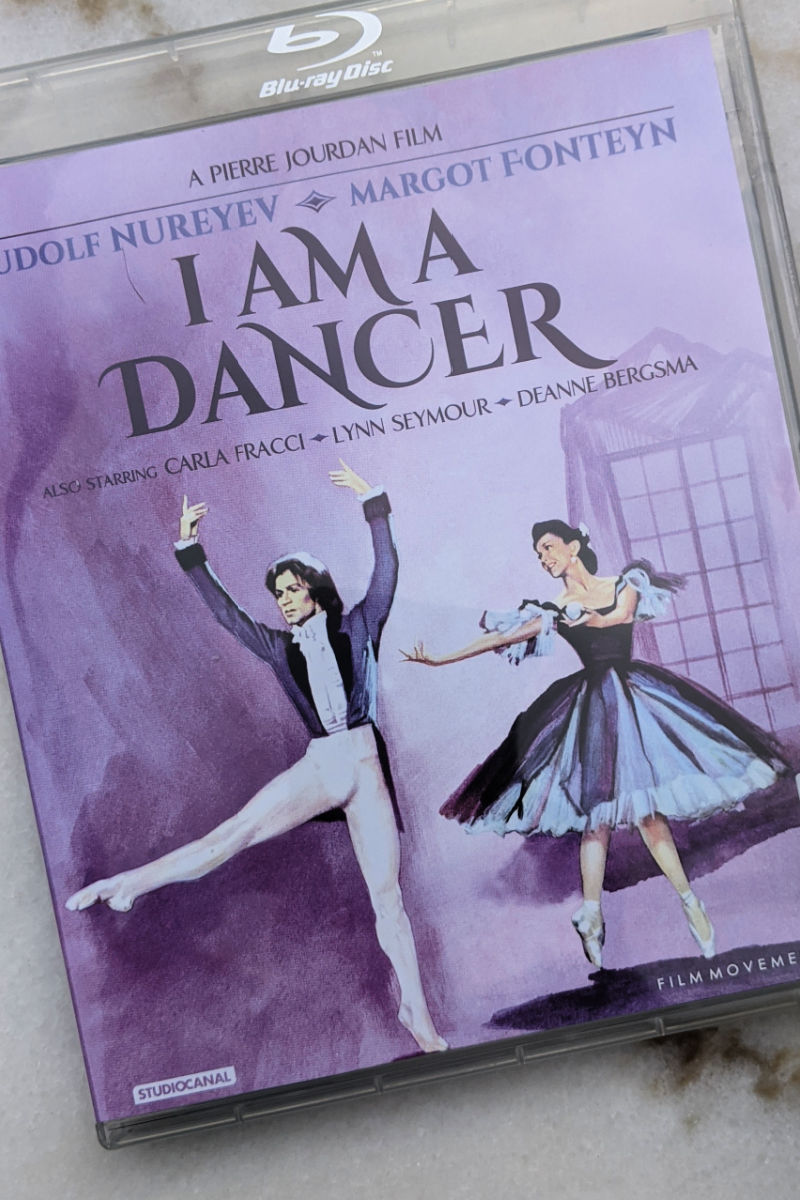 I Am A Dancer Rudolf Nureyev Documentary Film Now on Blu-ray