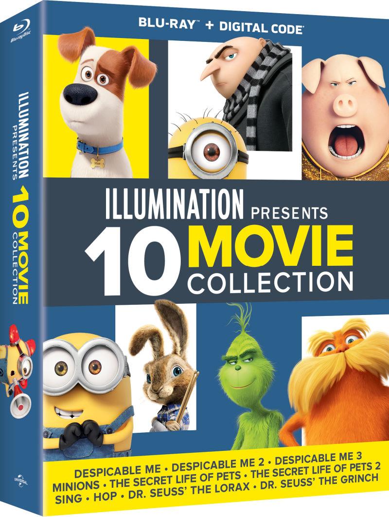 pin illumination presents movie collection