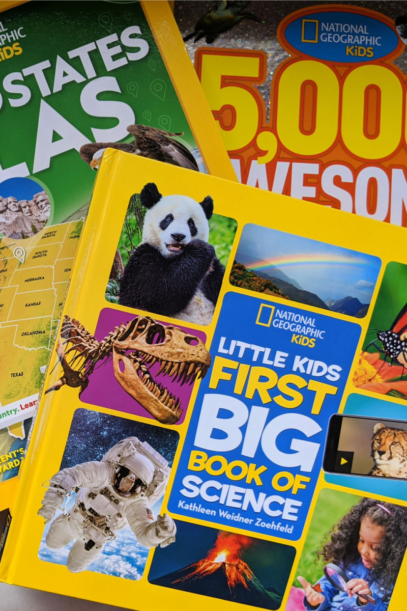 Nat Geo Home Learning Essentials