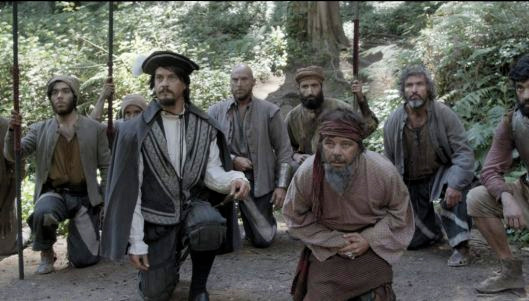 scene from pilgrimage movie