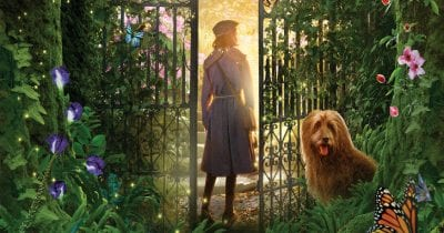secret garden movie scene