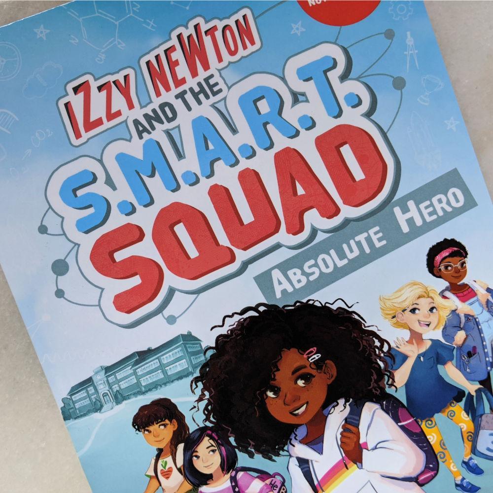 smart squad izzy newton