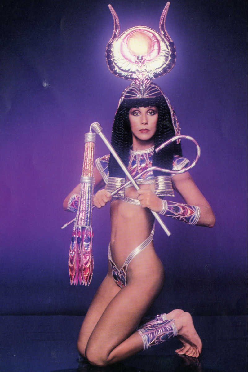 The Best of Cher DVD Box Set