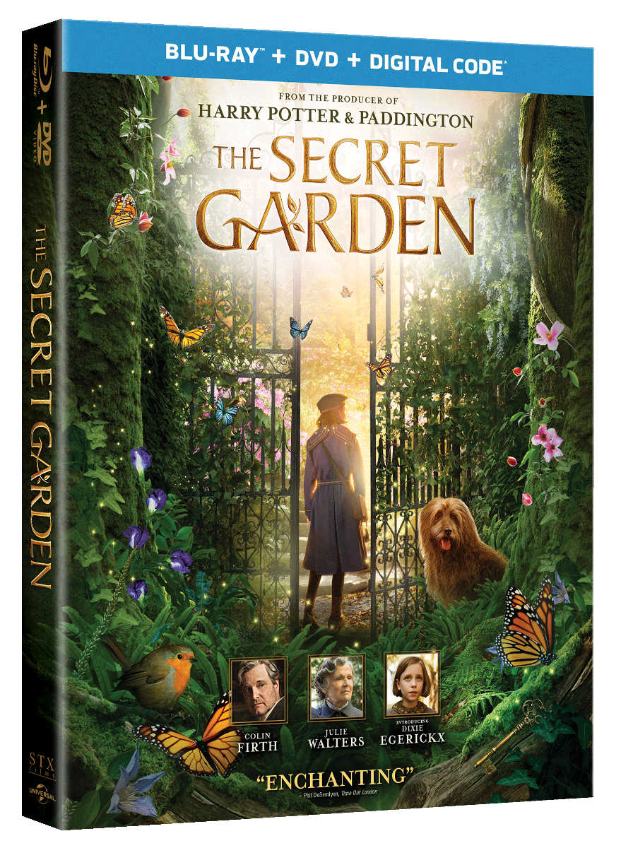 The Secret Garden Starring Colin Firth