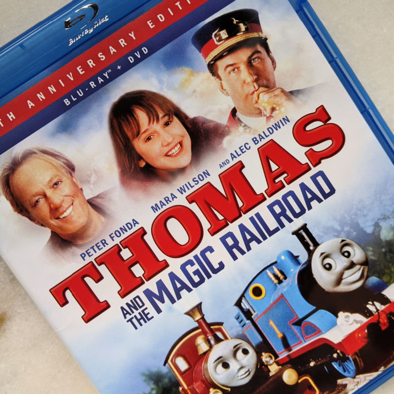thomas anniversary edition