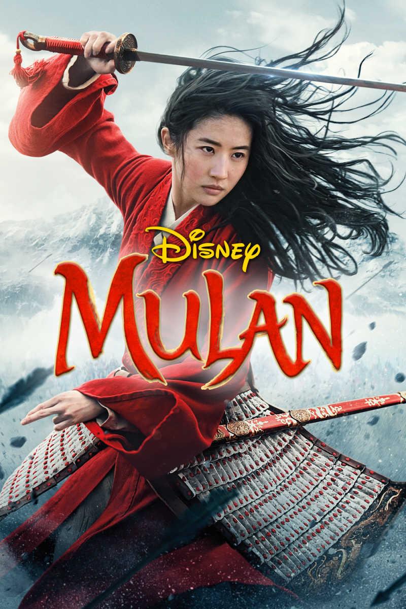 Disney Mulan Digital Movie