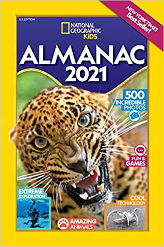2021 almanac