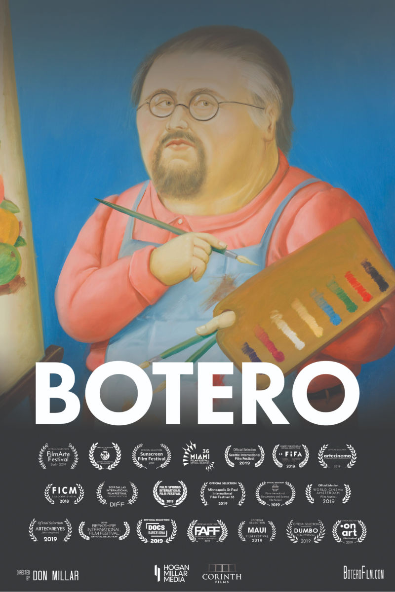 Award Winning Fernando Botero Documentary Movie