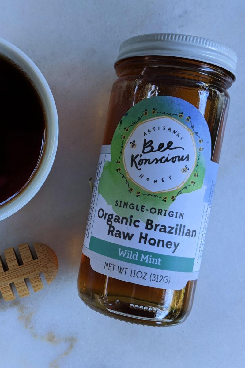 Artisanal Brazilian Raw Honey