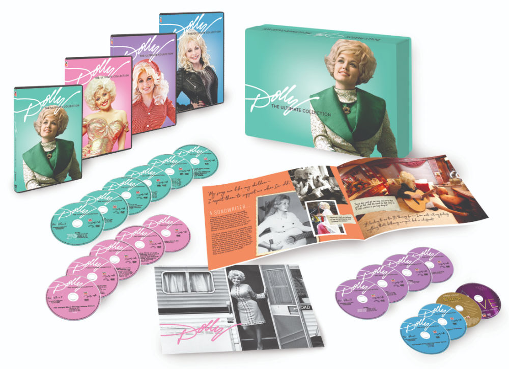 box set dolly ultimate collection
