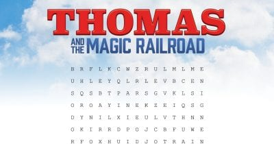 feature thomas word search