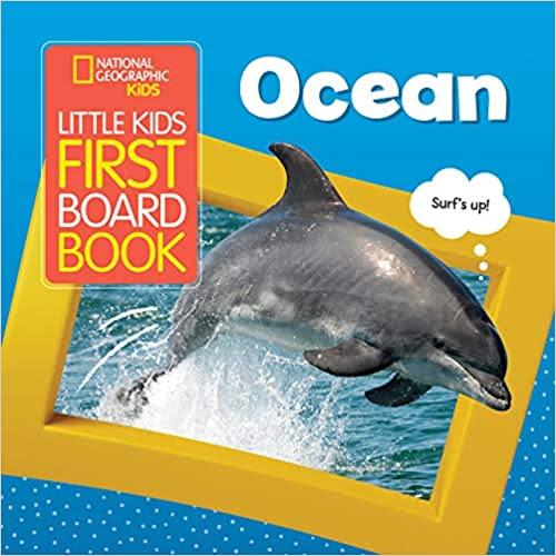 ocean board book