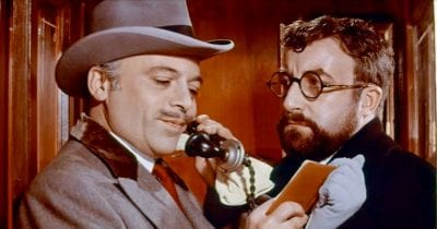 peter sellers movie mr topaze