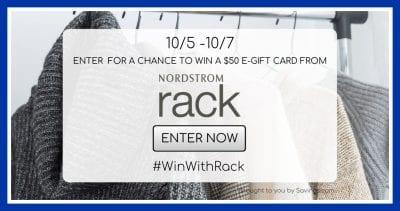 savings nordstrom rack gift card giveaway
