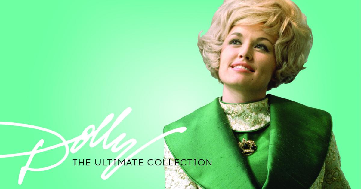 the dolly parton collection