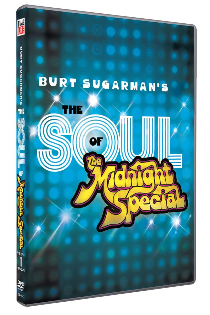 Burt Sugarman's The Soul of The Midnight Special DVD Set