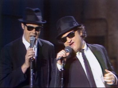 Blues Brothers Best of SNL