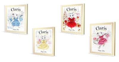 four claris books