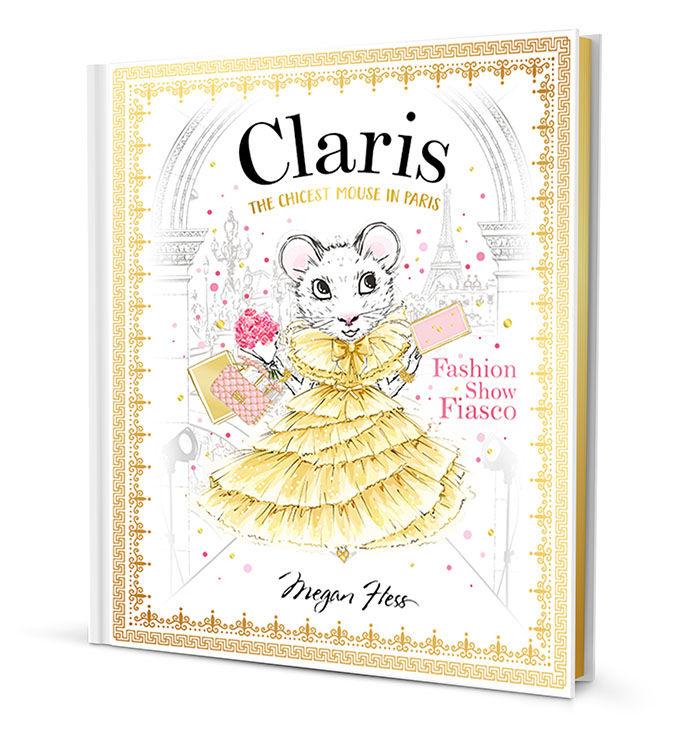 claris fashion show