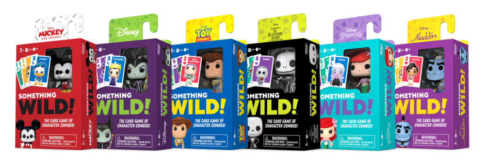 disney something wild card games