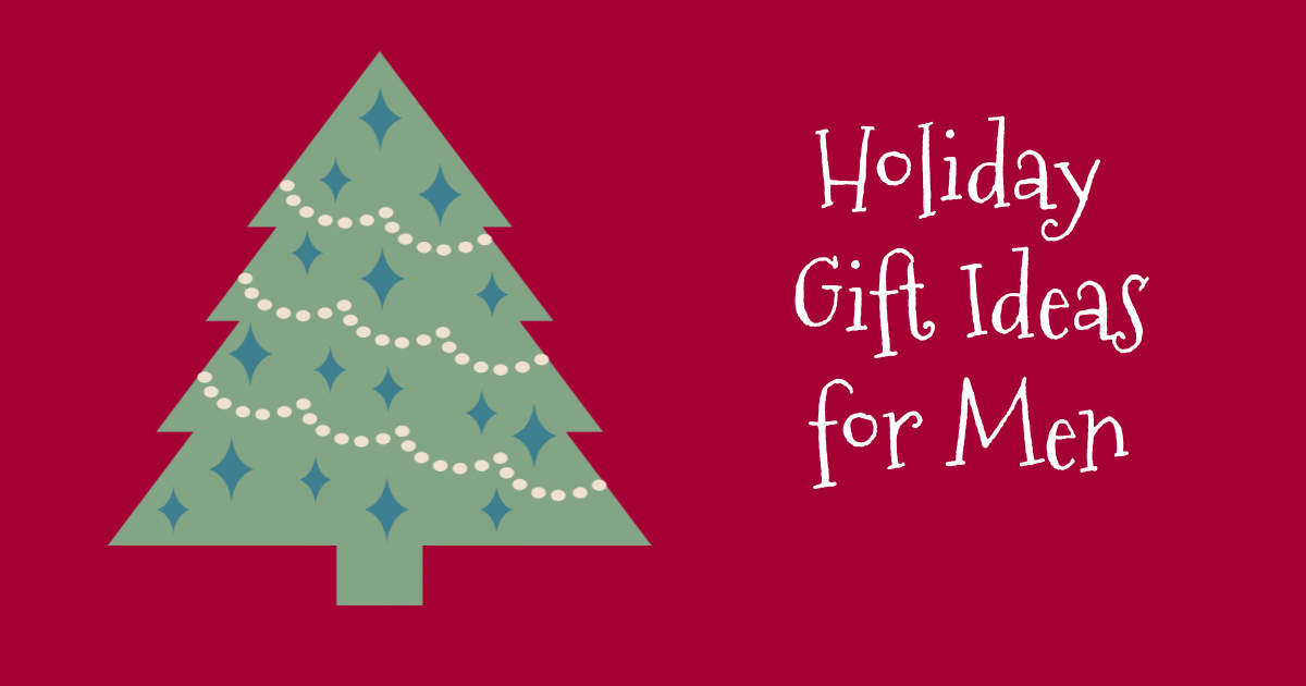 feature Holiday Gift Ideas for Men