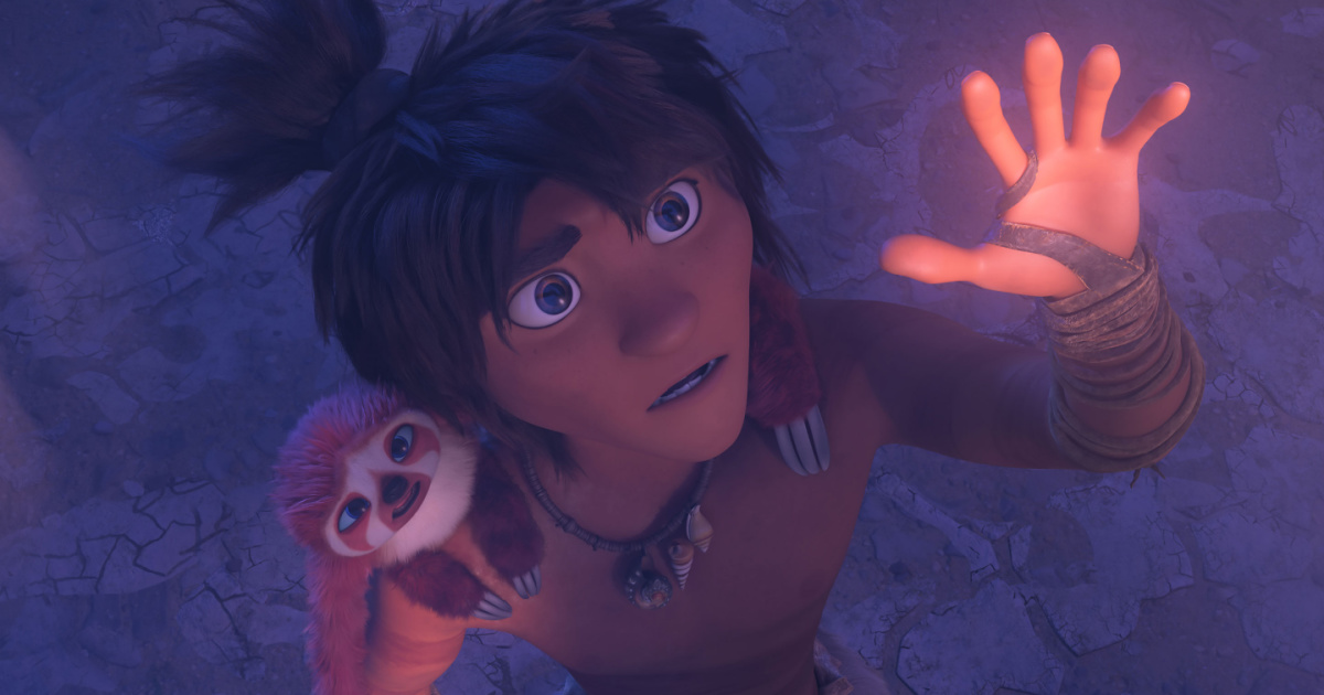 guy in croods 2