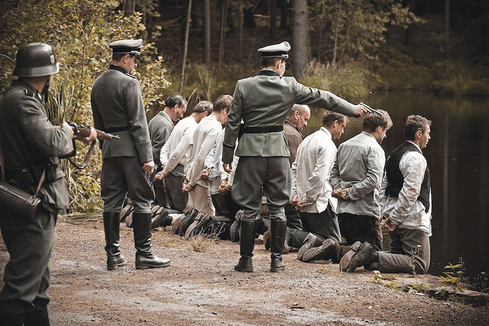 Habermann movie scene