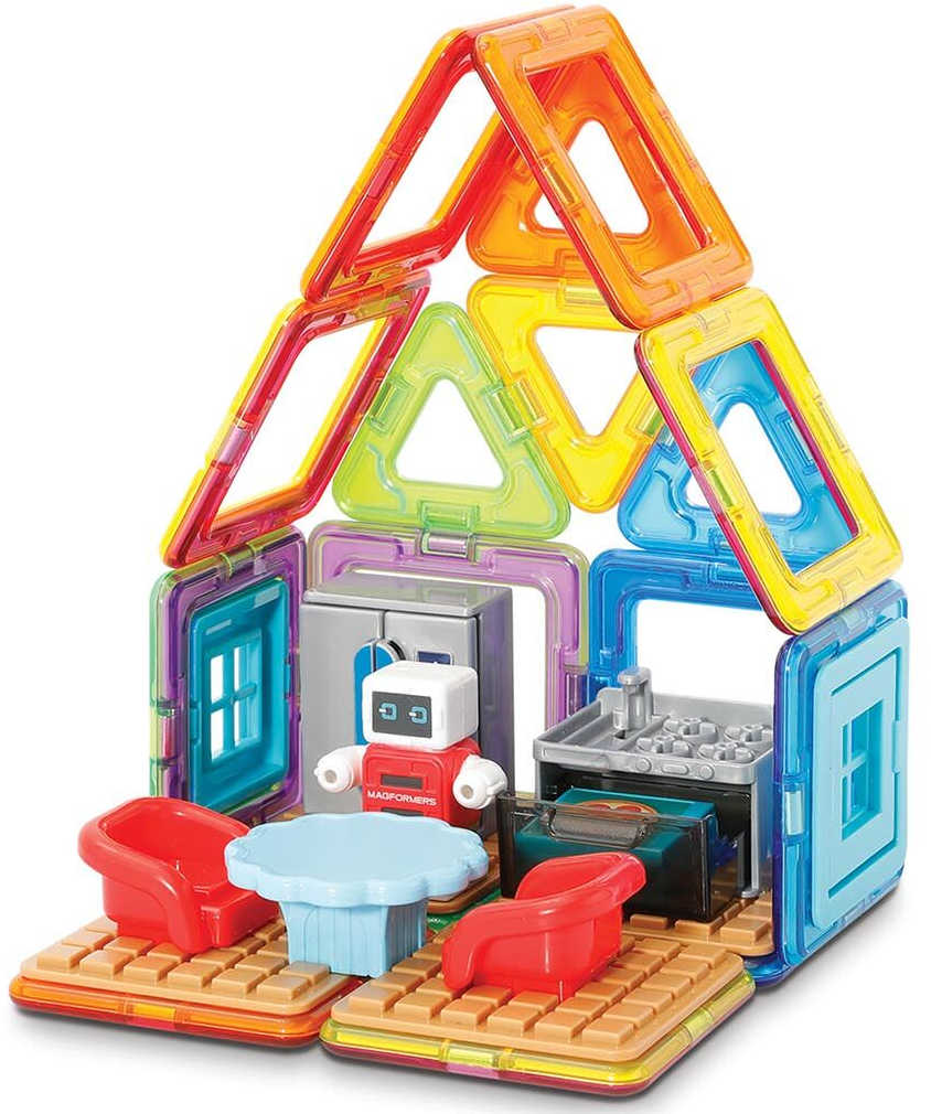 minibot magformers kitchen