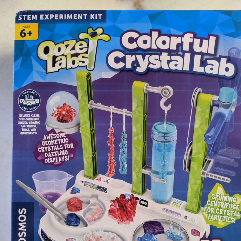 crystal lab