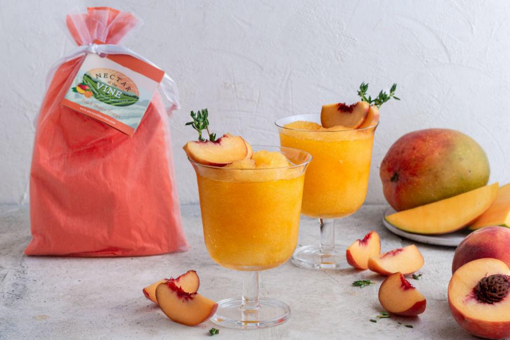 peach mango nectar