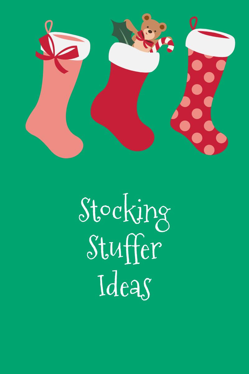 Holiday Stocking Stuffer Ideas 2020